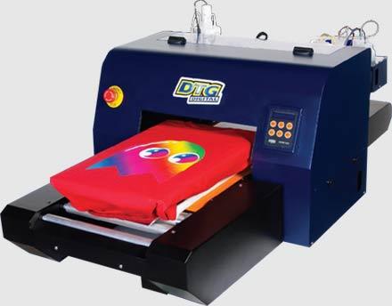 Máy in áo thun kỹ thuật số